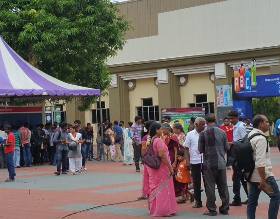 ABCL EXPO 2016 CHENNAI