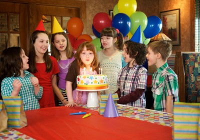 Birthday Parties in restaurant