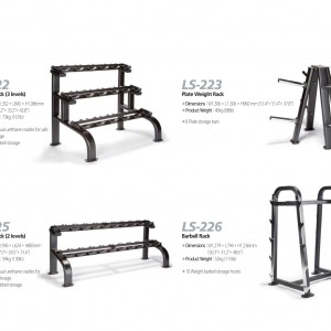 Benches & Racks-Lexco