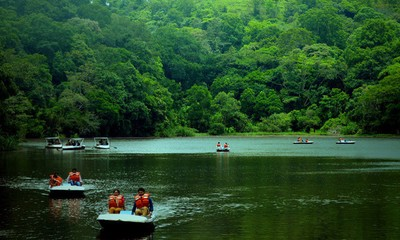 Pookkode Lake - 50 Km from Anizham Junglestar