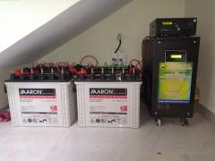 4.5KW Solar with 10kva inverter