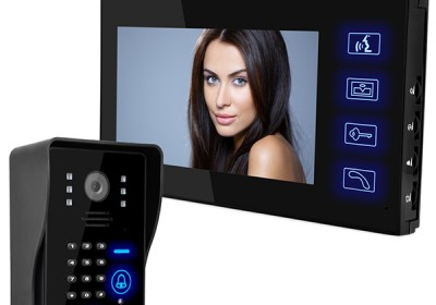 Video Intercom Access Control System CCTV