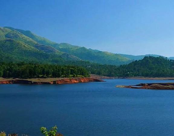 Banasura Sagar Dam - 30 Km from Anizham Junglestar