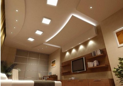 Drywall Partition and False Ceiling works