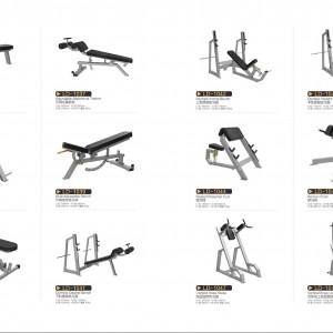Benches & Racks-Land Fitness