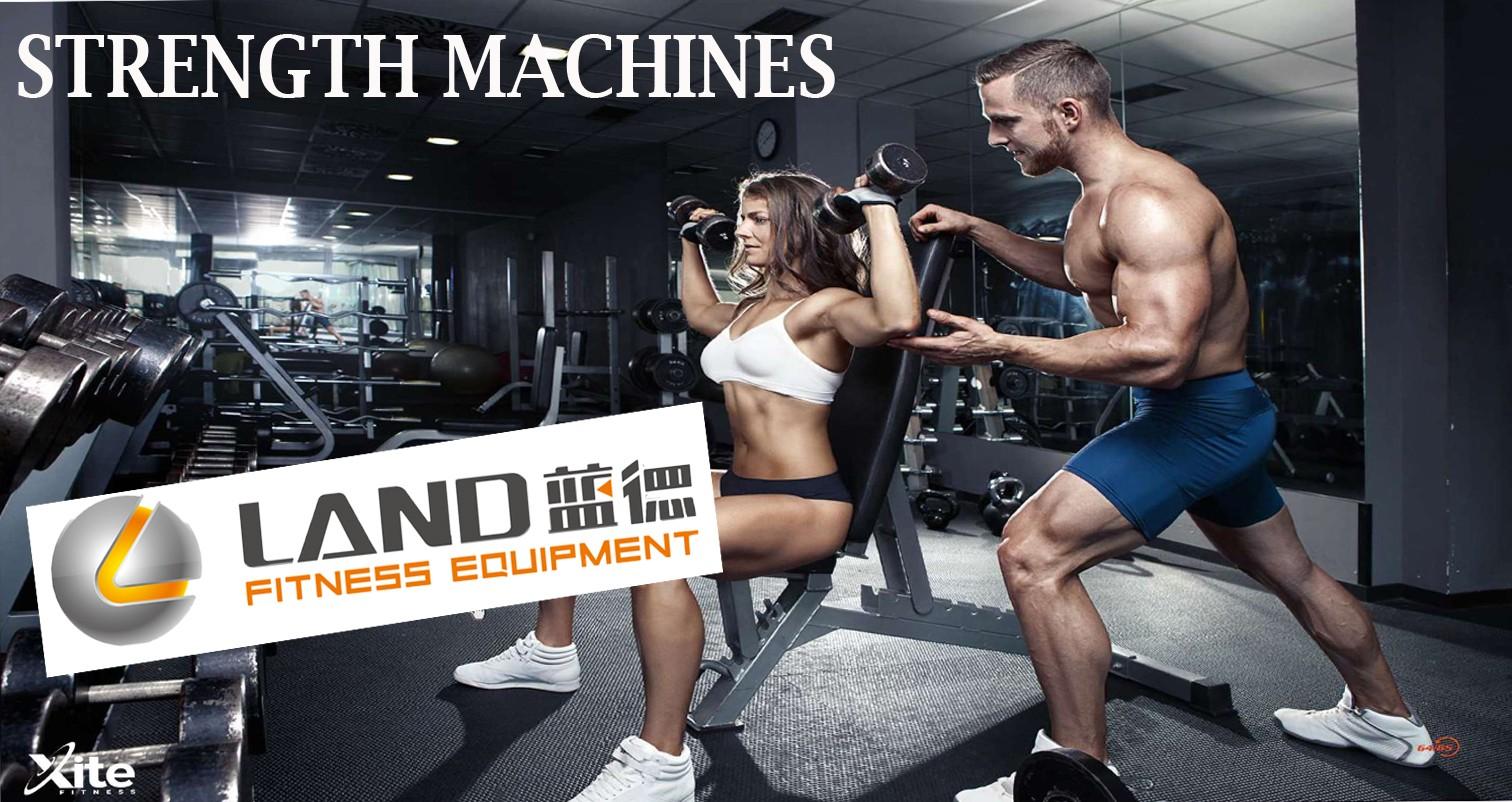 Strength-Land Fitness
