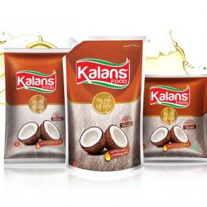 Kalans Coconut OIl
