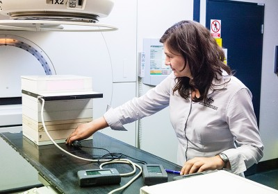 Radiation Safety and Dosimetry Services