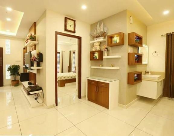 wash & bedroom