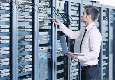 network installation services