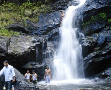 Iruppu Waterfalls - 5 Km from Anizham Junglestar